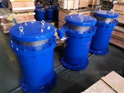 河南工业管道排气阀