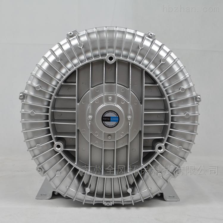 4KW真空高压吸尘风机