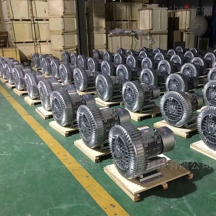 小功率印刷机械用旋涡气泵