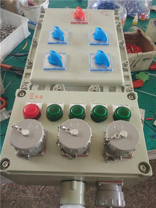 厂家BXS防爆检修电源插座箱