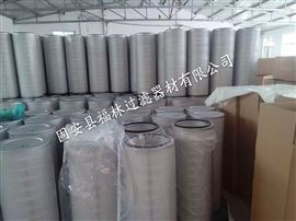 鋼廠風機室空氣濾芯