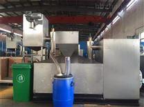 常州光标地埋式隔油提升一体化设备