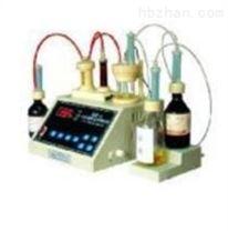 全自動卡氏微量水分測定儀