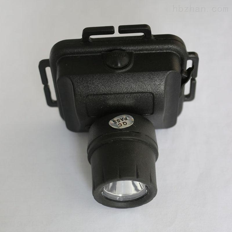 BOS5117可充电消防员佩戴微型防爆头灯矿灯
