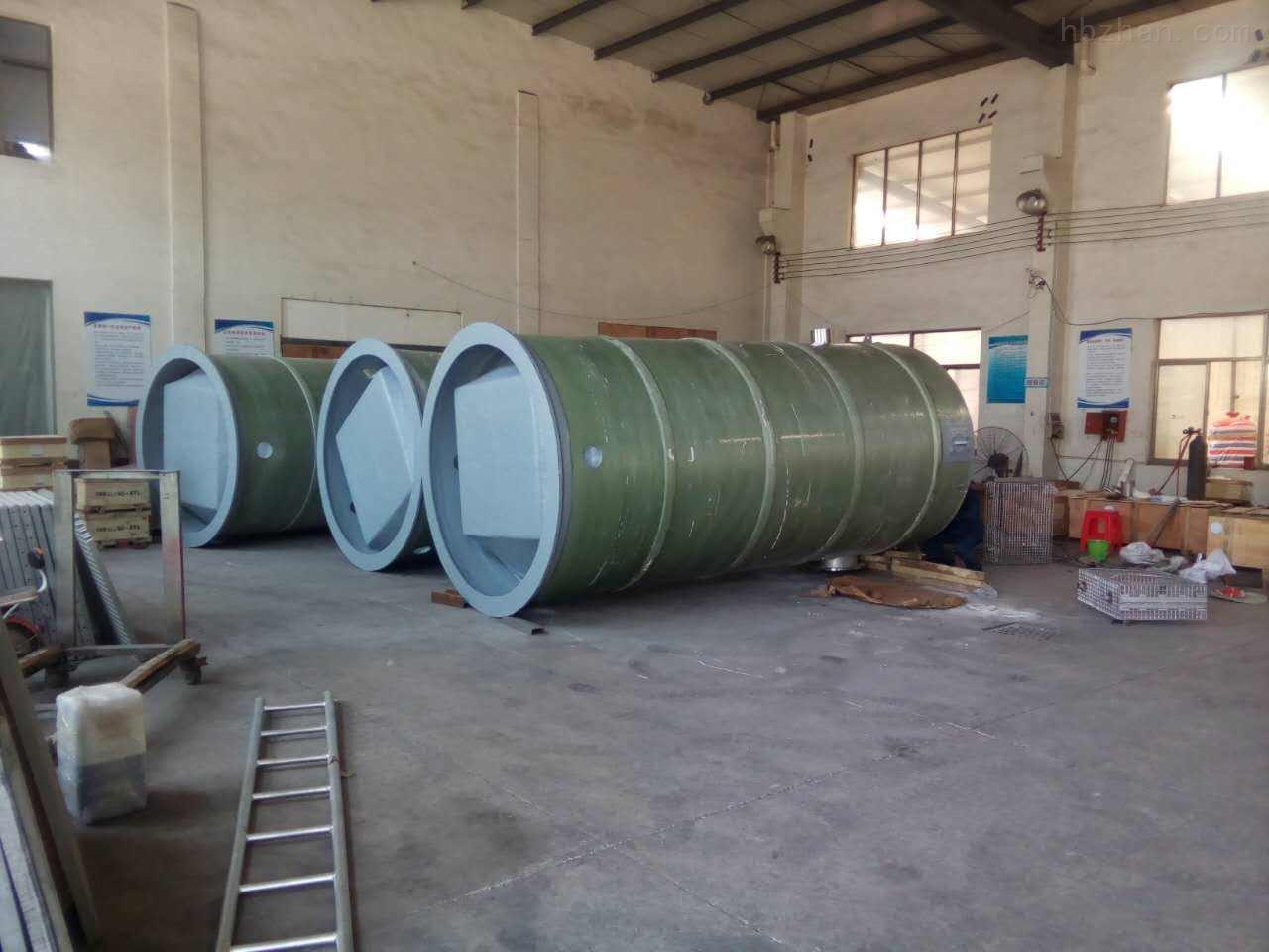 江西一体化污水装置