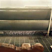 漆雾过滤水帘喷漆室设计