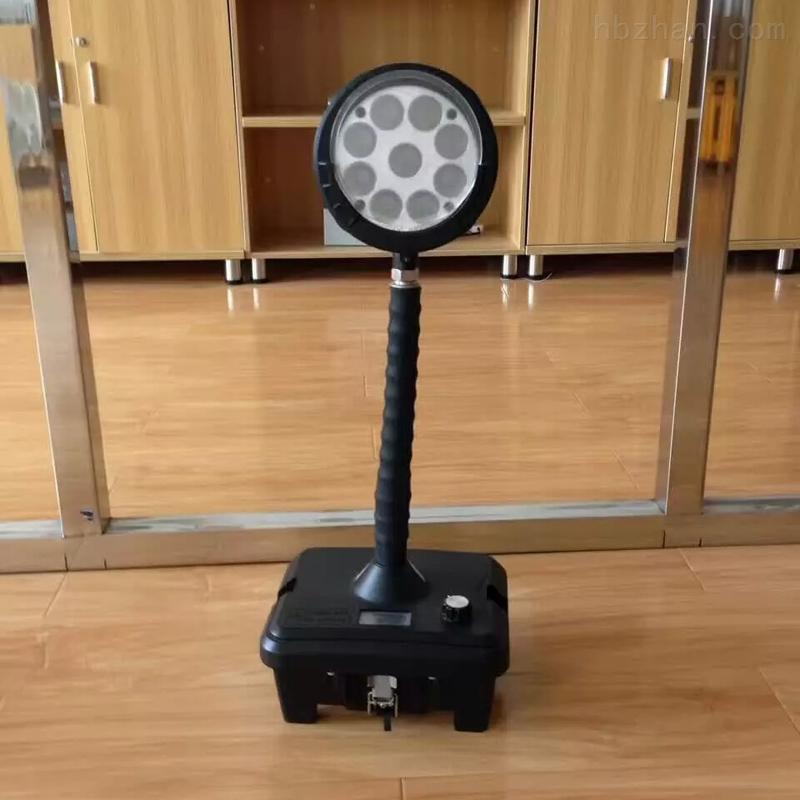 带升降直杆照明灯头可调整防汛抢修工作灯