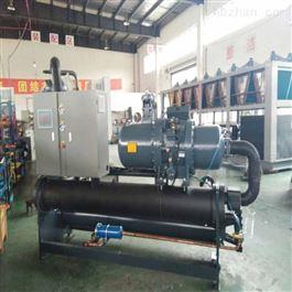 -90℃~100℃螺杆式制冷机组生产