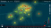 智慧工地环境监测平台