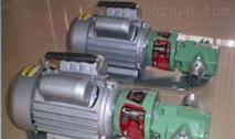 微型手提式齿轮油泵