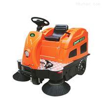 洁乐美中型驾驶式扫地机工业吸尘清扫车工地