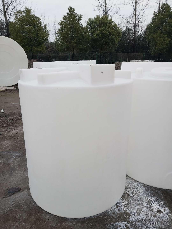 谦源1吨塑料搅拌桶 大型塑料加药箱