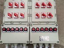 挂壁式防爆配电箱生产从事多年防爆行业