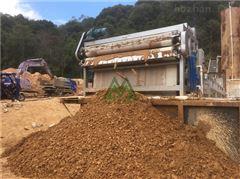 DYQ3000wp1洗石粉机制砂厂泥浆脱水设备