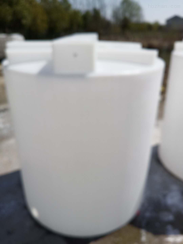 谦源2吨塑料加药桶 液体储存桶