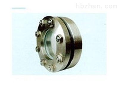 JB593-64潮州市阀门销售 碳钢圆盘视镜