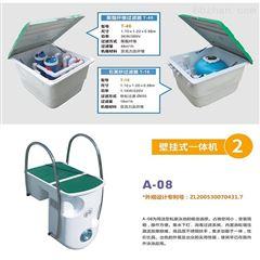 组合式一体化泳池设备
