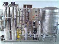 1T/H 单级纯水反渗透设备