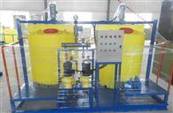 ht-541磷酸盐加药装置流程及结构特点