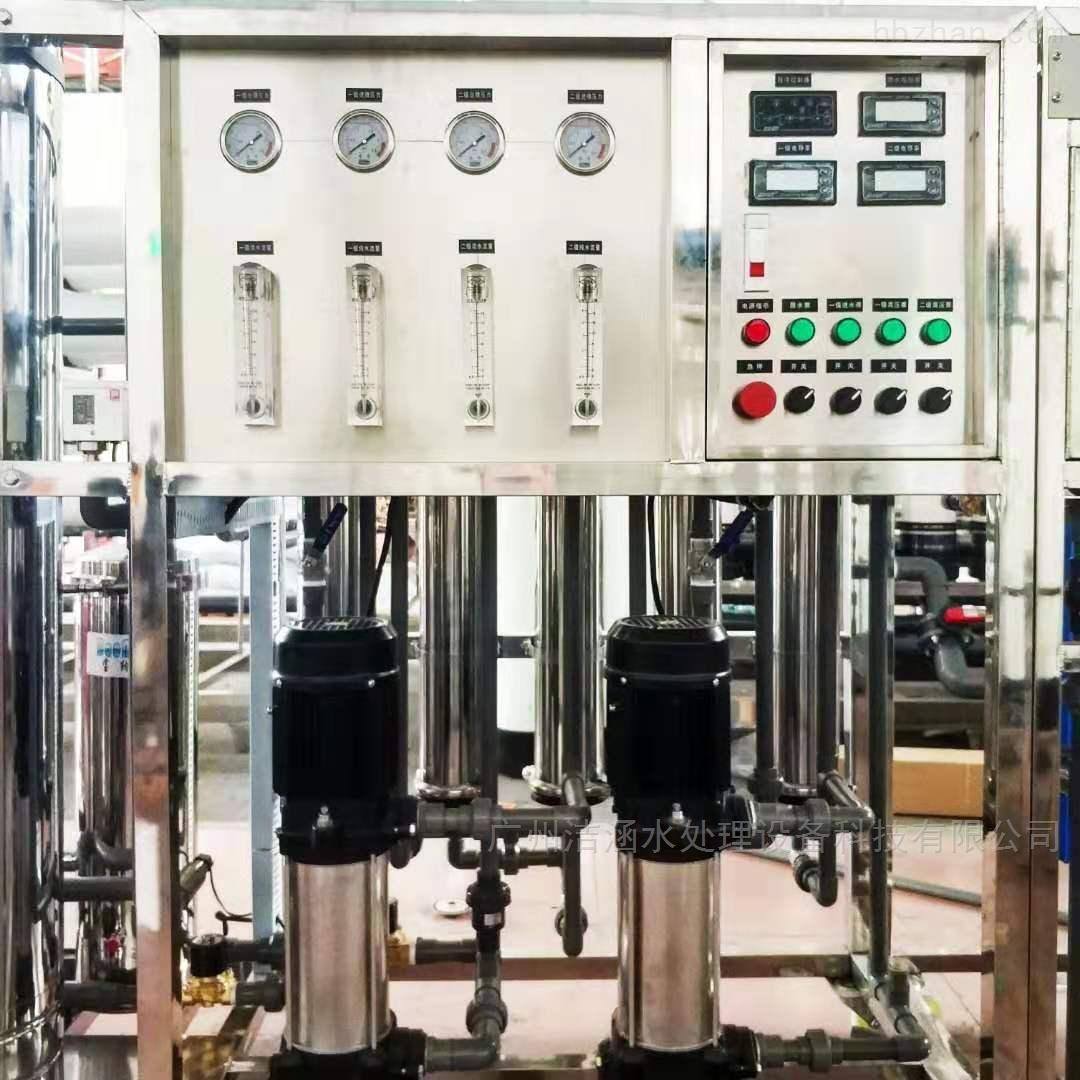 车用尿素生产超纯水设备