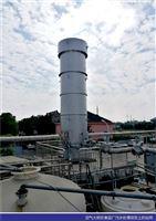食品厂污水处理用内燃式沼气火炬