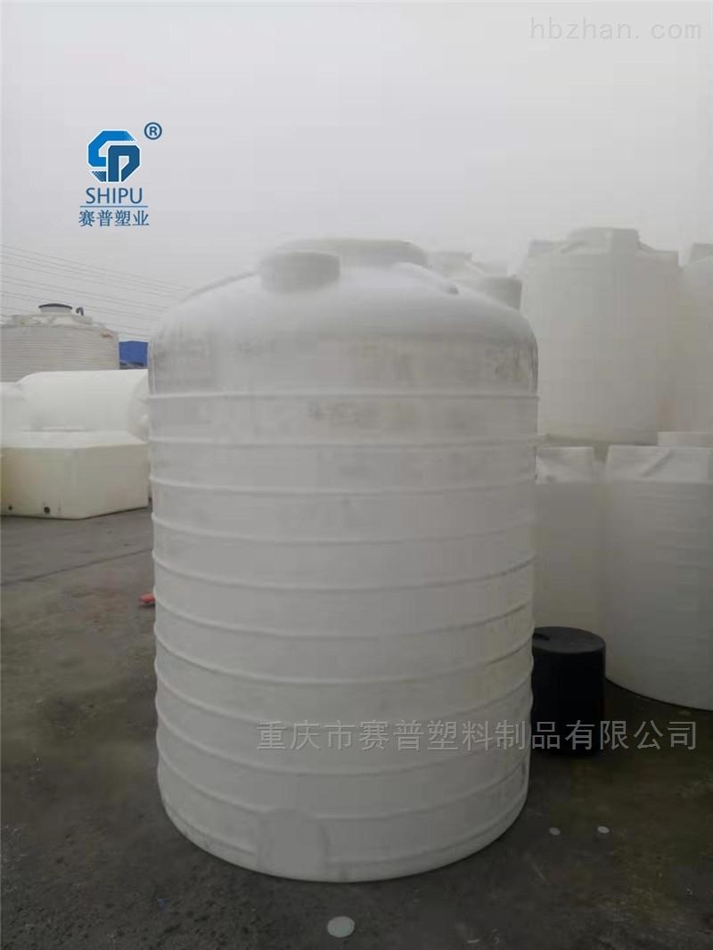 重庆耐酸碱储水箱 2吨塑料桶