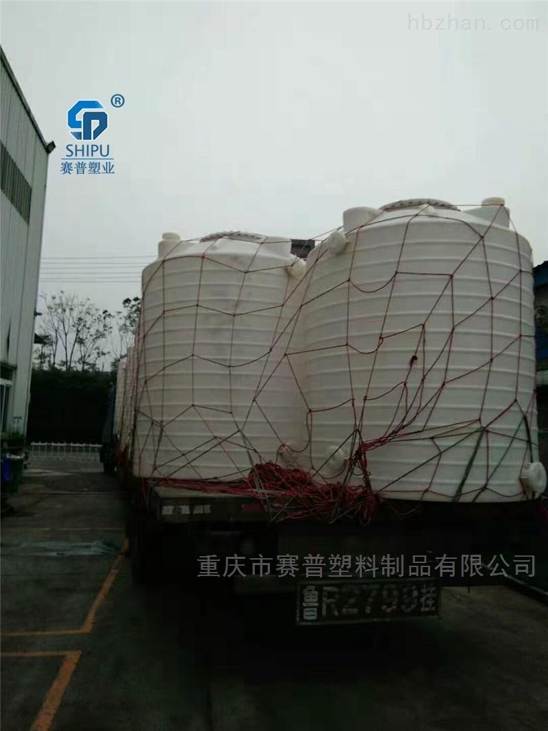 2吨塑料水塔 耐酸碱废水收集水箱