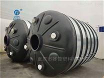 10吨防腐PE化工储罐 聚乙烯塑料储罐