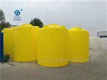 10吨食品级塑料水箱 PE耐酸碱防腐化工储罐