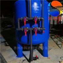 除铁锰Q235碳钢机械过滤器 井水、黄铜水