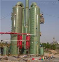 SLSL-氨氮吹脱吸收塔的技术工艺