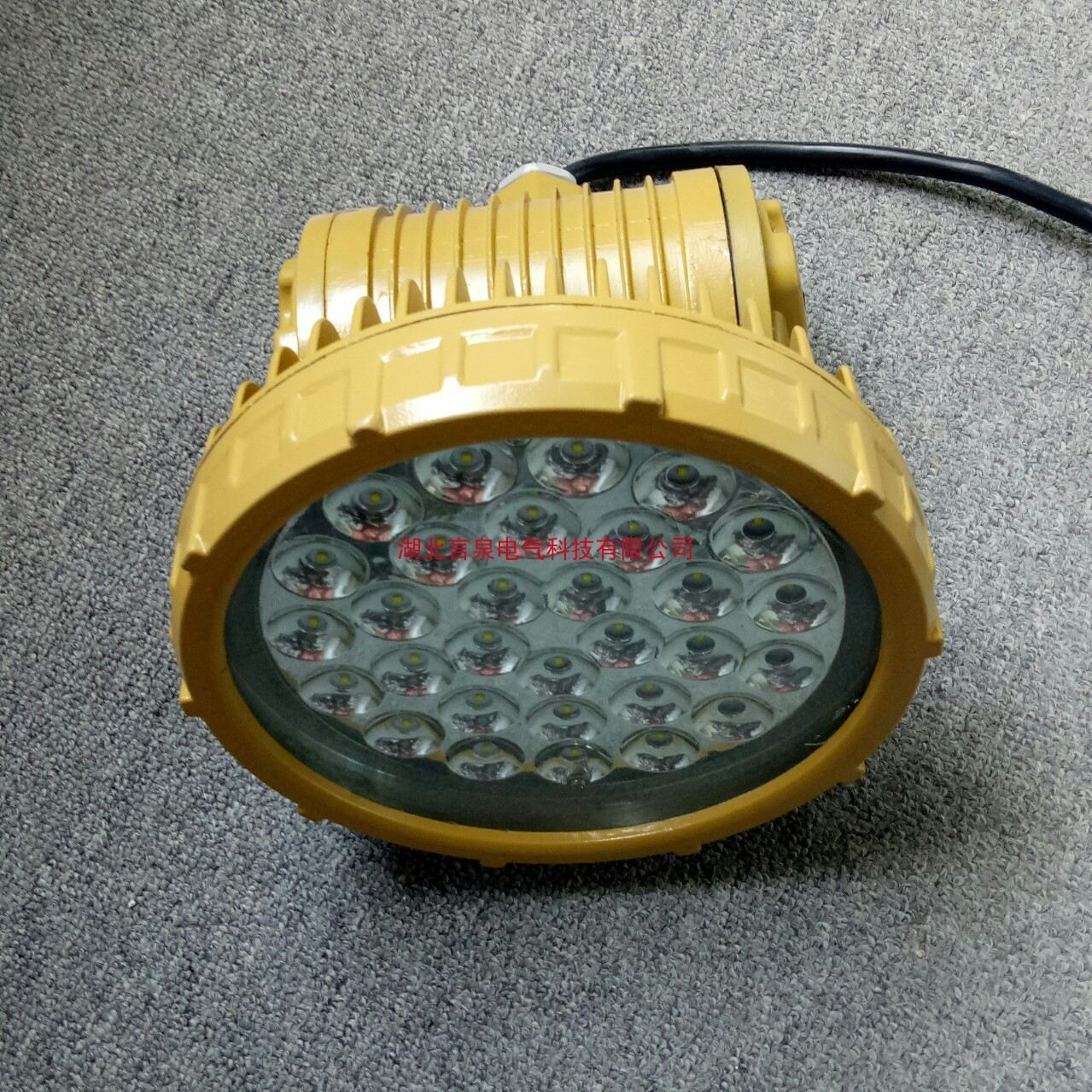 BLD220化工厂吊杆式免维护LED防爆照明灯