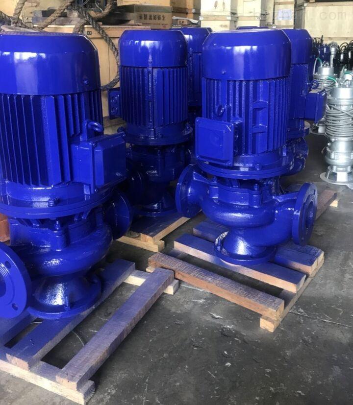 無堵塞汙水管道泵
