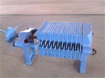电镀废水,含酸碱废水处理铸铁板框压滤机