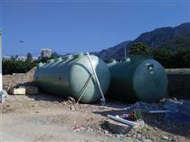 SL屠宰污水处理设备主要组成部分