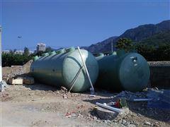 SL玻璃钢屠宰废水处理设备