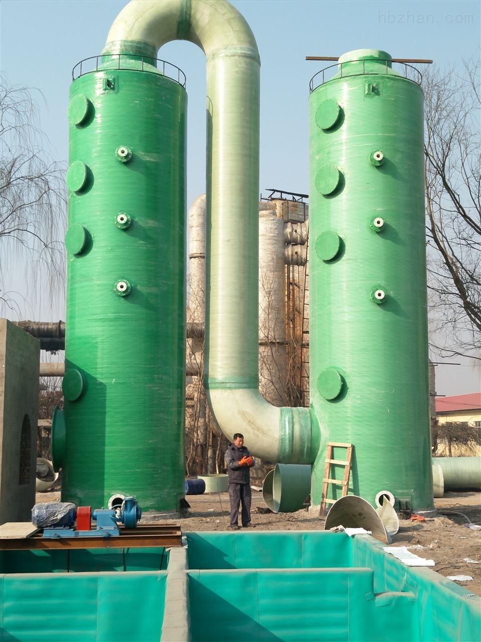 临沂砖厂大型脱硫塔厂家