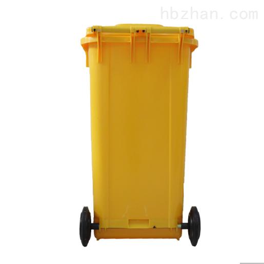 三门峡挂车垃圾桶-240L供应商