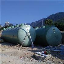 SL玻璃钢一体化污水处理设备