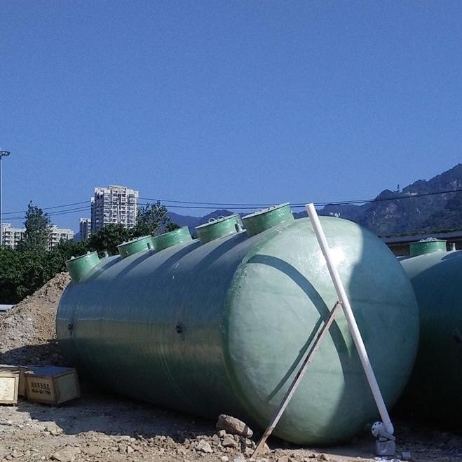 住宅小区一体化生活污水处理