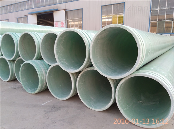 博尔塔拉玻璃钢缠绕夹砂管道价格