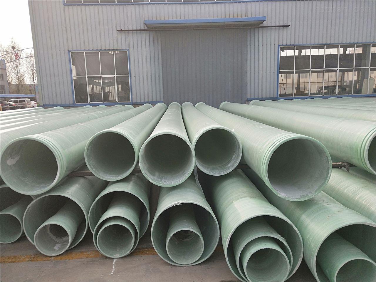 黄山玻璃钢污水管道多少钱