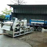 带式压滤机广泛应用污泥机械脱水设备