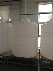 PT-1000L德州1.5立方塑料储水罐  粘泥剥离剂溶药罐