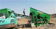 垃圾破碎机 建筑垃圾再生设备 蓝基机械