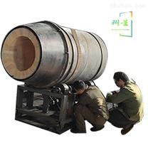 山东煤粉燃烧器 磨煤喷粉机 喷煤机