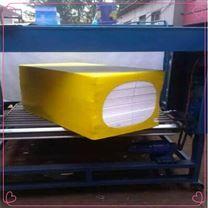 简易热收缩膜包装机