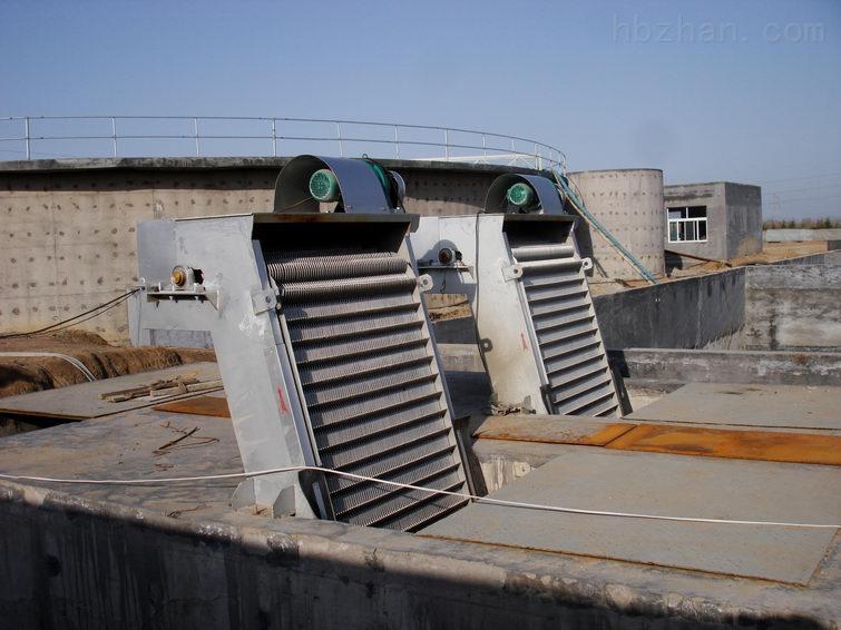 山东格栅除污机工厂