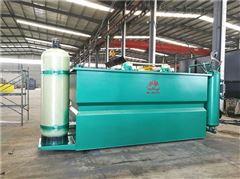 SL气浮设备与一般沉淀相比具有的优势