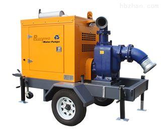 城市防汛排涝泵车